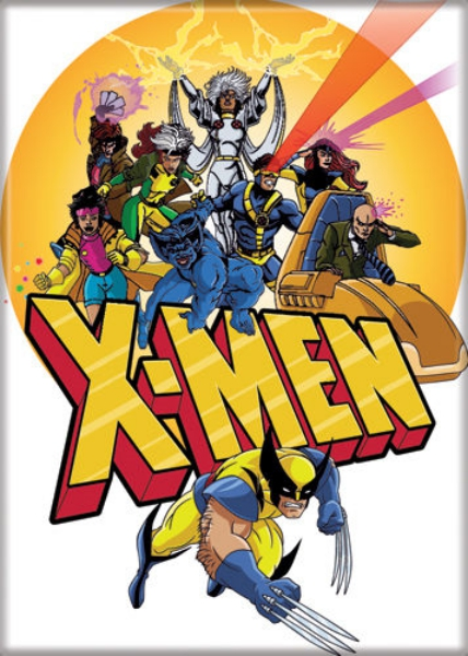 Uncanny X-Men #164 FRIDGE MAGNET comic book