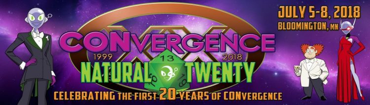 Convergence 2018 Header image