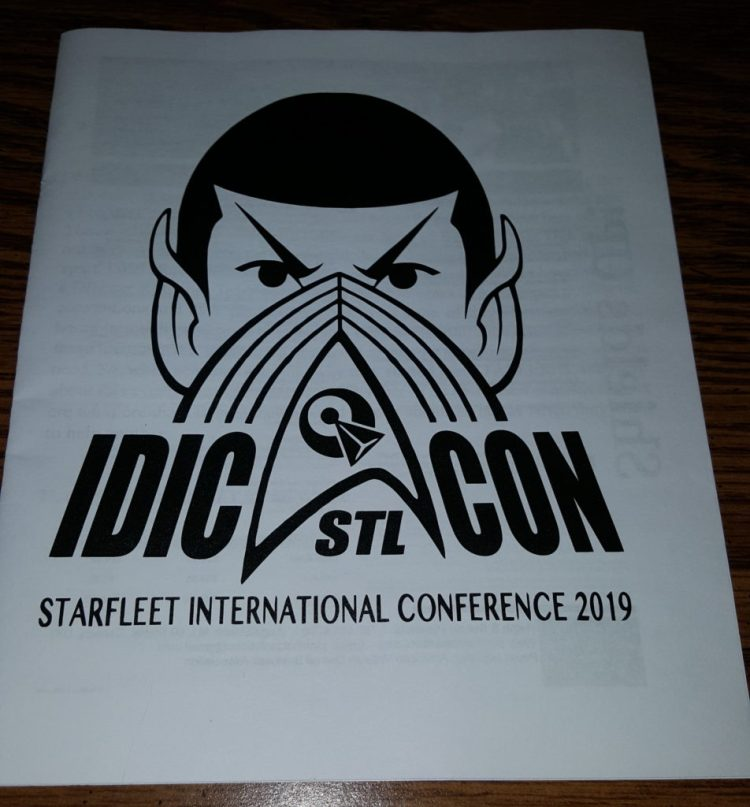 Starfleet IC Program Book Cover