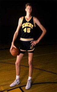 shawn bradley NBA player