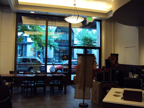 Featured Starbucks Fourth And Seneca In The Heart Of