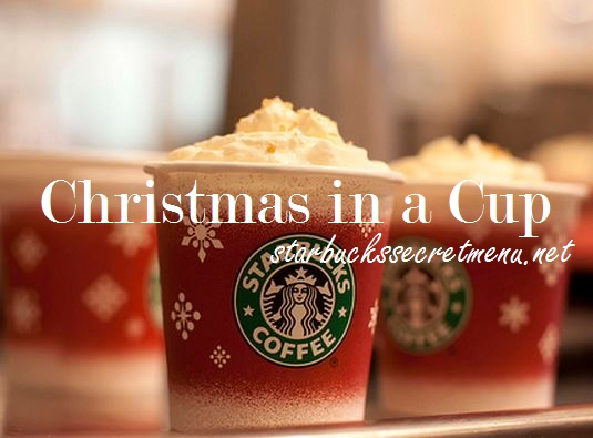 Image result for christmas in a cup