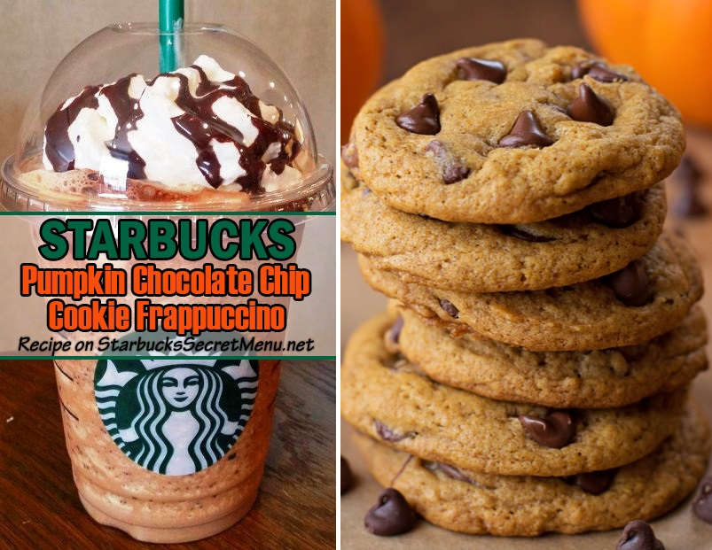 Image result for pumpkin chocolate chip frappuccino
