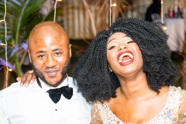 What a fantasic celebration of love and happiness! A huge congratulations to Mr & Mrs Kanu on your 2nd wedding anniversary, and best wishes for many years to come.