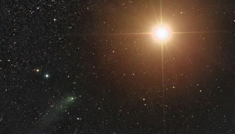 Comet Siding