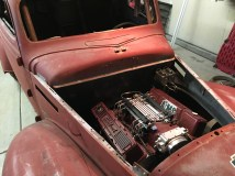 39 plymouth engine compartment