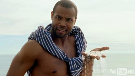 Old Spice Guy, Isaiah Mustafa