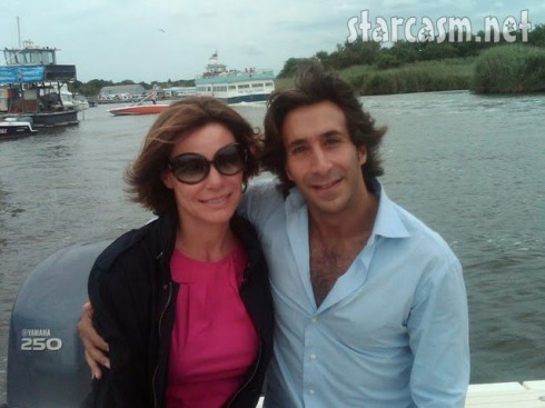 Who Is Jacques Azoulay LuAnn De Lesseps Boyfriend French