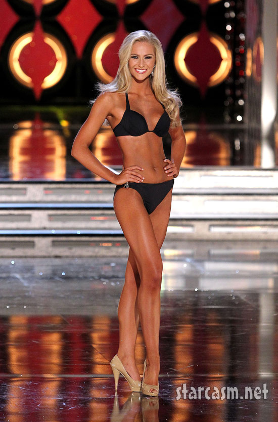 Bikini Bliss 2011 Miss America Swimsuit Photos From The