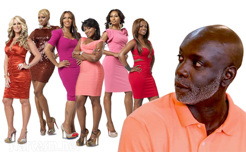 Cynthia Bailey's husband Peter Thomas talks about his RHOA cast mates in a new interview