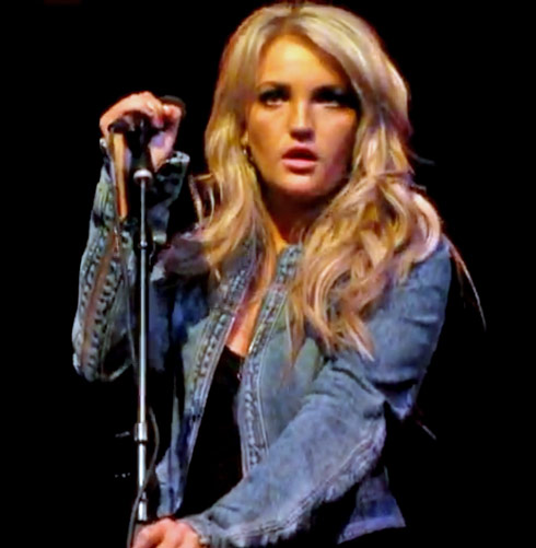 "Jamie Lynn Spears ""I Look Up To You"""