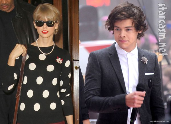 """Taylor Swift """"officially hanging out"""" with Harry Styles ..."""
