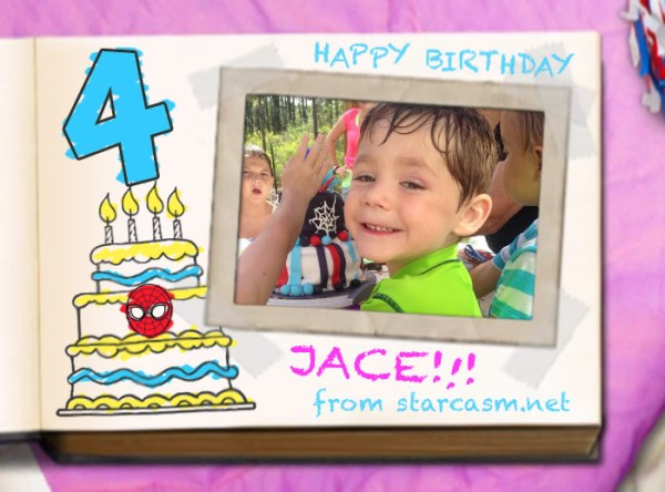 PHOTOS Jenelle Evans' son Jace's 4th birthday party