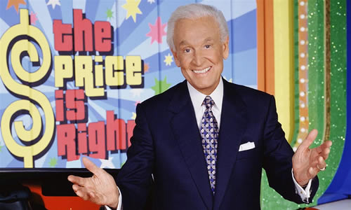 Image result for price is right bob barker