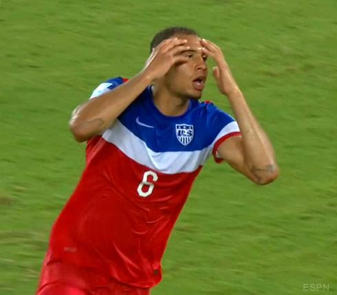 World Cup USA John Brooks winning goal