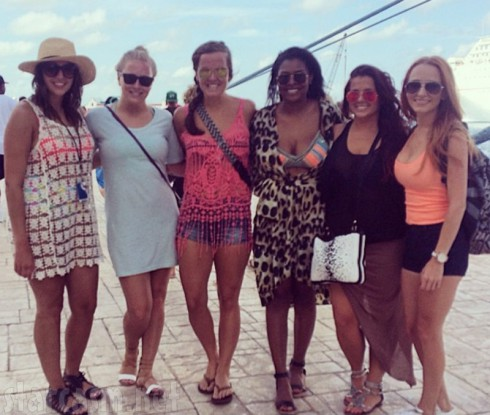 Photos Teen Mom S Maci Bookout S Bikini Filled Mexican Vacation With Her Childhood Sisters