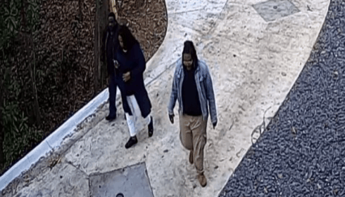, Kenya Moore Chases Off Trespassers with a Gun!