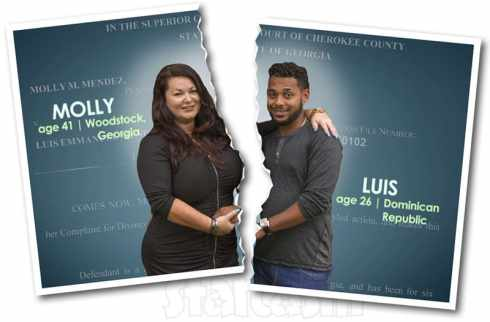 90 Day Fiance Molly files for divorce from Luis