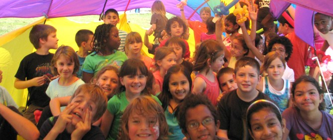 Lots of kids