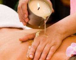 Soy Candle Massage