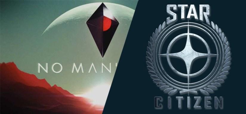 no man's sky versus star citizen