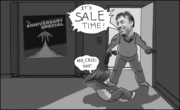 Star Citizen anniversary sale 2017