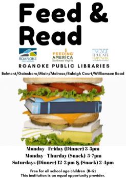 Feed + read 2019