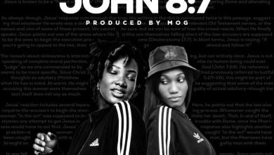 Photo of Ebony – John 8:7 ft. Wendy Shay (Prod. By MOG)