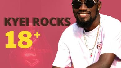 """Photo of Quophimens Musiq New Artiste Kyei Rocks releases 5 Hit Songs in an EP """"18+"""""""