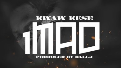 Photo of Kwaw Kese – 1MAD ft. Ball J (Prod. By Ball J)