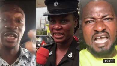 Photo of Ghana Police Explain Why They Arrested Funny Face In A Forceful Manner
