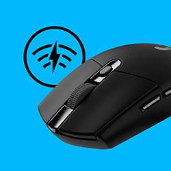 logitech g304 LIGHTSPEED™ wireless technology