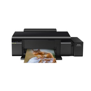 EPSON-L805-Plastic card IDs and CDs printer