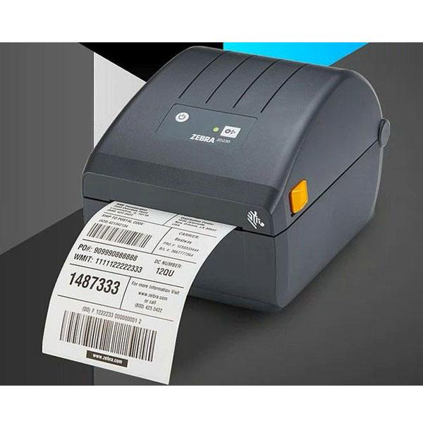 ZD220 4-Inch Value Desktop label barcode Printer