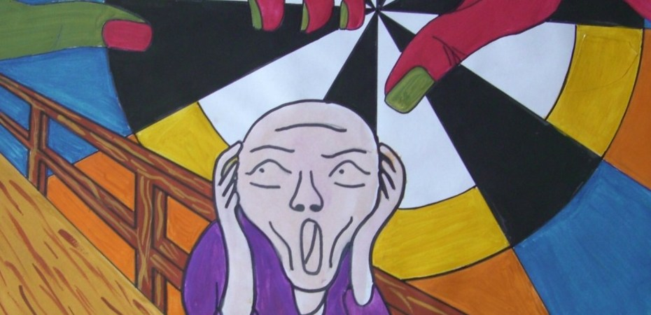 The scream - mercury retrograde