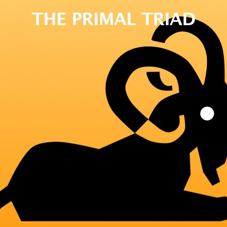 Aries the primal triad book cover