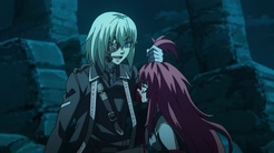 Dies Irae 10 11 Einherjar Self Destruction Factor Star Crossed Anime