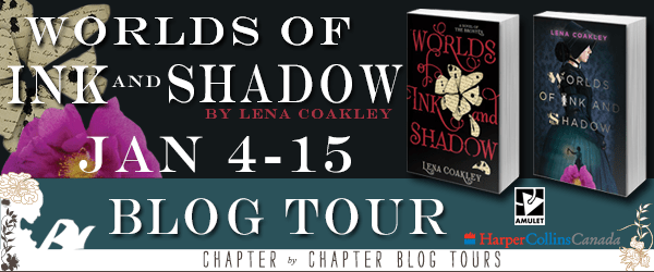 Blog Tour: Worlds of Ink and Shadow