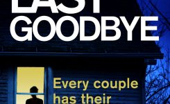 Blog Tour Review: Last Goodbye