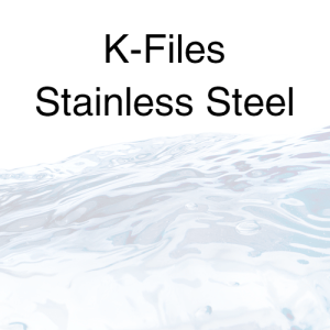 K-Files Stainless Steel