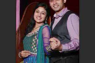 paridhi sharma husband name