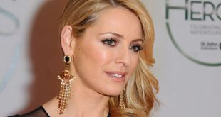 tess daly height