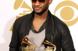 usher height