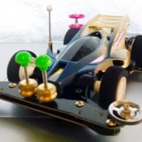 プラズマダッシュモーターでコースアウトしないミニ四駆解説してみました