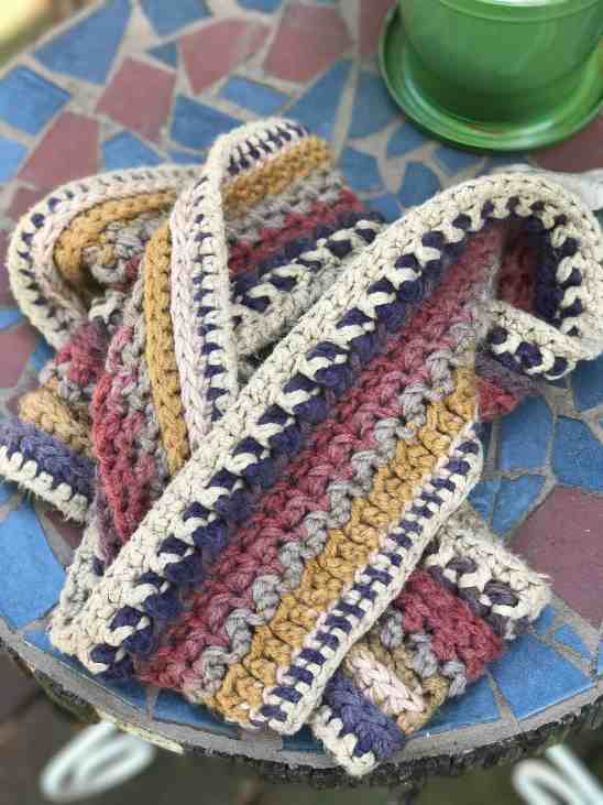 mandala centaur infinity scarf (7)