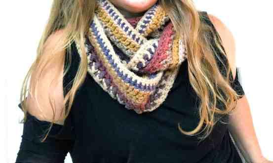 mandala centaur infinity scarf (8)