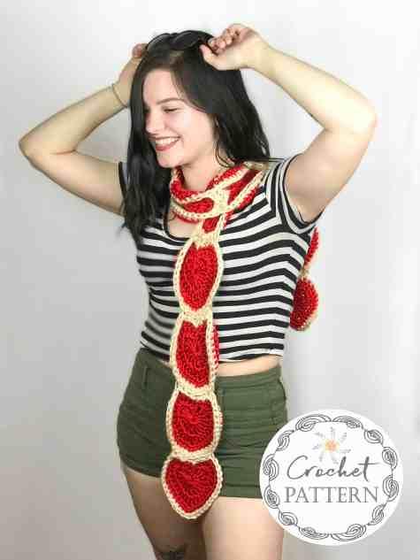crochet overlay terra