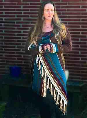 Navajo Blanket Cardigan
