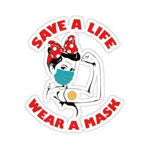 Save a Life, Wear a Mask