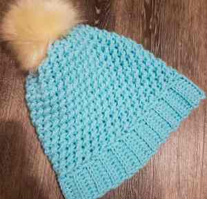 Lyra Beanie by PS Mommy Loves You